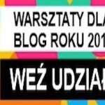 Warsztaty dla Blogerów, Blog Roku 2012