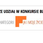 Konkurs na Blog Roku 2013