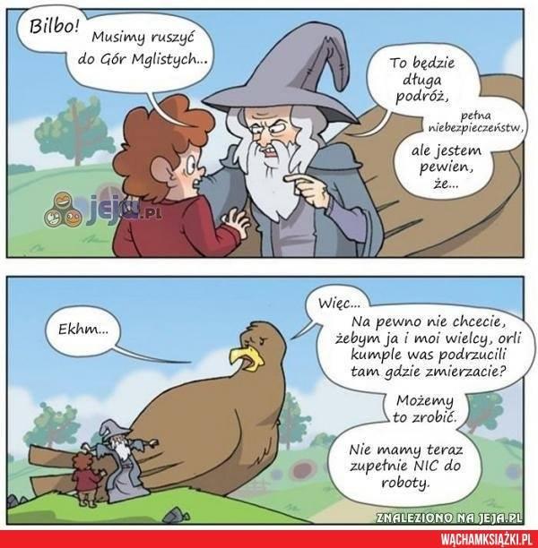 hobbit-orzel