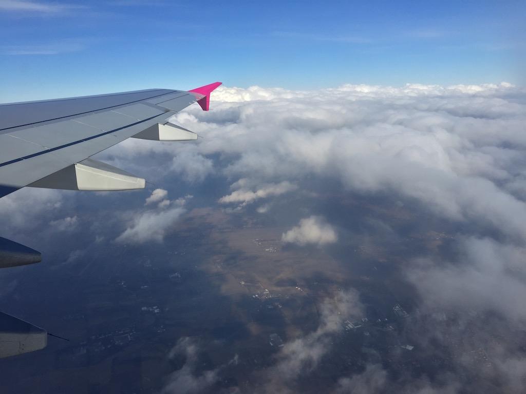 londyn-samolot