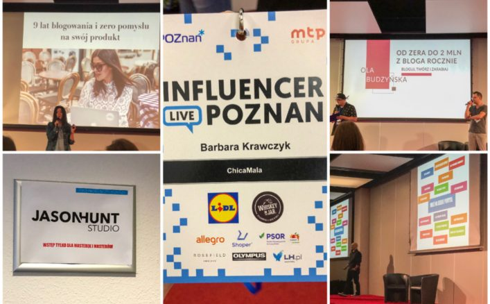 Influencer Live Poznań Cover Photo