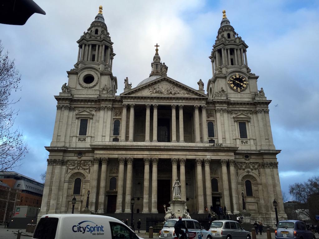 londyn-katedra-swiętego-pawła