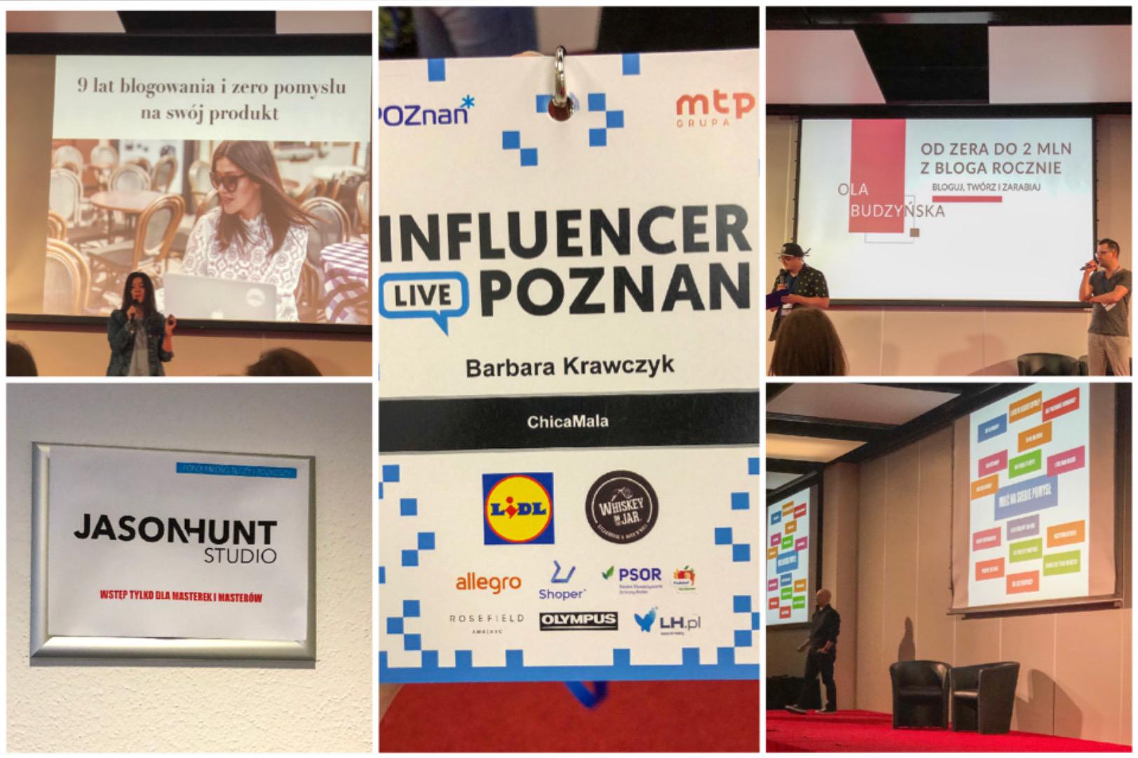 Influencer Live Poznań Cover Photo