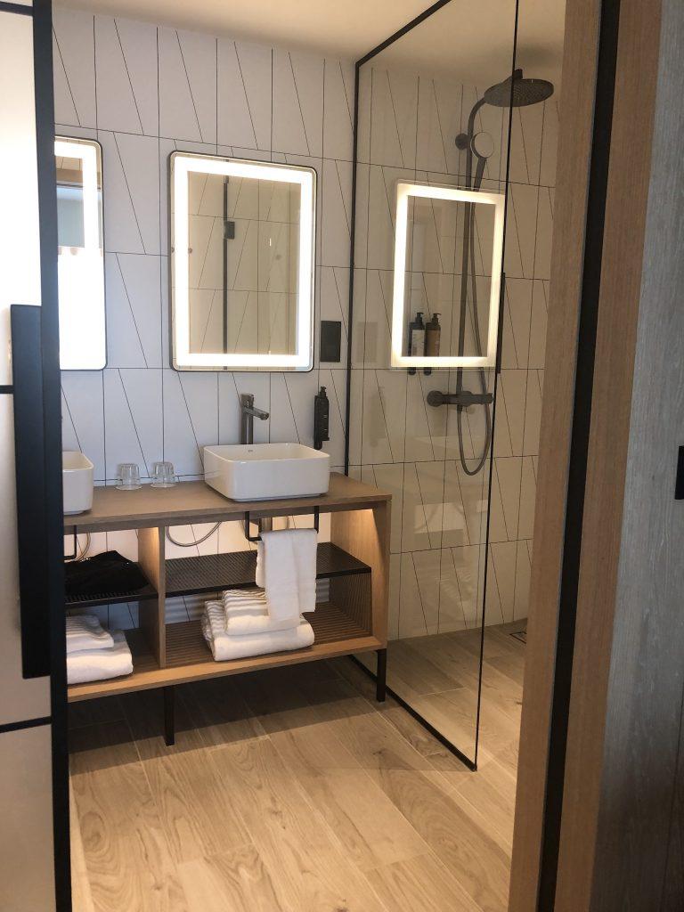 Puro Łódź łazienka