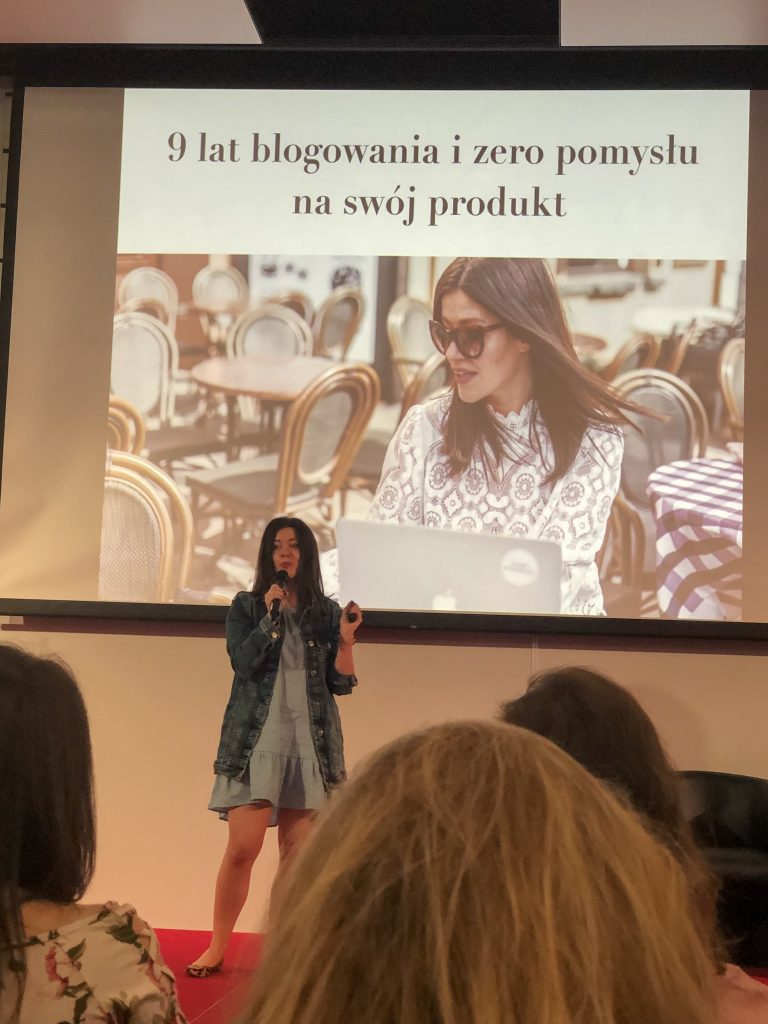 Influencer Live Poznań Eliza Wydrych