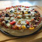 Przepis na najlepszą pizzę na grubym cieście!