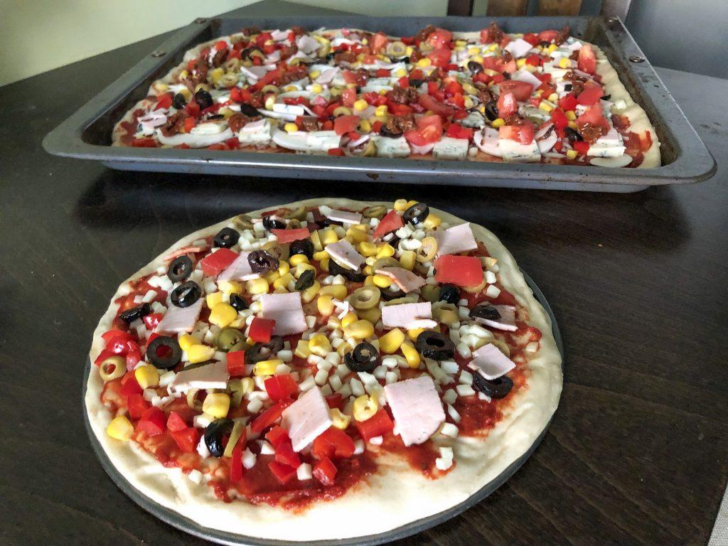 Przepis na najlepszą pizzę do pieczenia